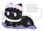 Pastel Goth Teabag for mareena123 by Evelin333