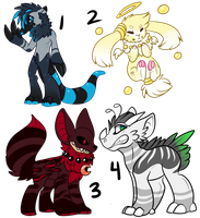 Collab Adopts Aardwooooofs by Fenny-Fang