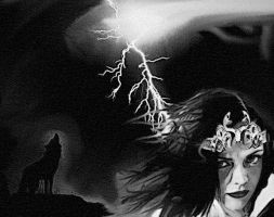 Storms's Queen Hekate by ViolaSerpeverde
