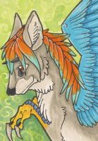 ACEO - Evana by awaicu