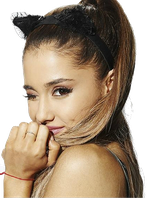 Ariana Grande Png by ElizabethEditions25