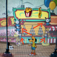 Oswald Cameo In 'Hidden Mickey' Online Game by SonicBoyAnt