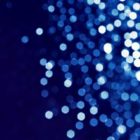 Blue Bokeh by bluezircon-graphics