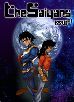 The Saiyans Issue 01 remake by Conscentia