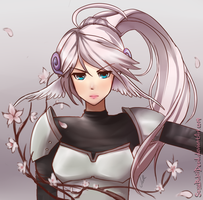 Claymore Synsura Lumi by SeraphimStar
