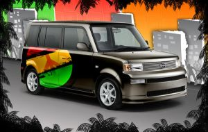 Scion XB Peace 2 by torchdesigns