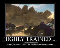 Highly Trained Troopers by SuiteOrchestra