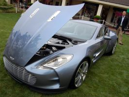 Aston Martin One 77 V12 by Partywave