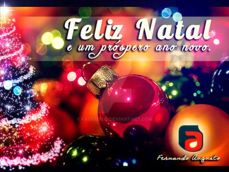 Natal 2012 by FAugusto