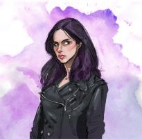 Jessica Jones by DanSchoening