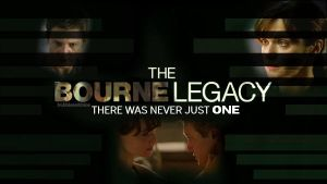 The Bourne Legacy Banner by bubblenubbins