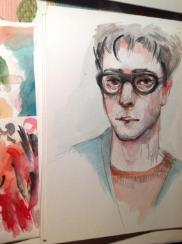 Graham Coxon by onecola