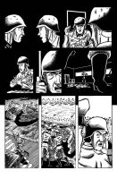 On the Waterfront p4, inked by VikThor