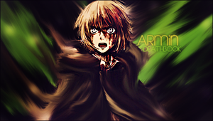 Armin Signature Smudge by DeathB00K