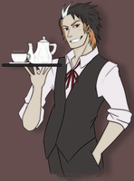 PKMN: Coffee Prince Sarge by WithoutName
