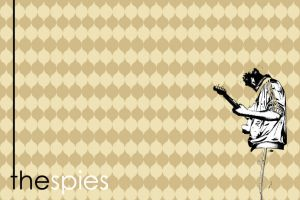 the spies poster by haighy