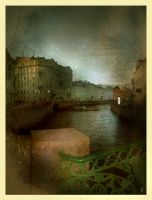 Bridges and Canals by SineLuce