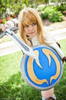 Shield Maiden by PinkJusticeCosplay