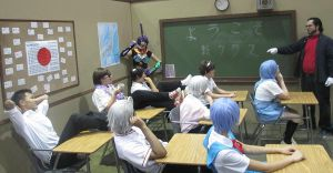 Evangelion 101: You Can (Not) Pass This Class by R-Legend