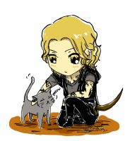 Chibi Iglesia y Jace by RoItsSomething