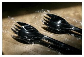 SPORK by StrawBeth