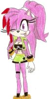 Dayi's new look by MrSoniccloud