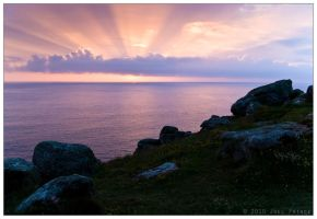 Sunset at Lands End 73-210 by lomoboy