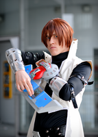 Summoning OBELISK! - Seto Kaiba by DarkAndrew89