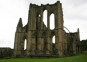 Rievaulx Abbey 4 - Stock by GothicBohemianStock