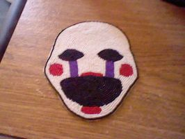 Five Nights at Freddy's The Puppet (Necklace) by acomaninja