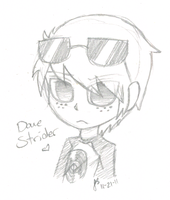 Chibi Strider by queenofdavekat