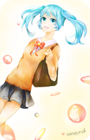 miku for sei! by serapunch