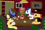 Poker Night at the Lusty Seapony by Invidlord