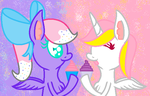 (Request) RB (Rainbow Biscuit) and HB (HeartBolt) by AufaAsSelnia