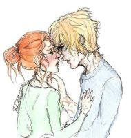 Seelie Court Kiss by rararachelmarie