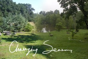 Changing Seasons spring-summer by PencilLover