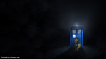 TLDD TARDIS Wallpaper by VictriaOfArgus