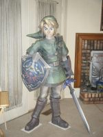 Finished Link 1 by devastator006