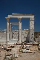 Greek Temple 2 by magikstock