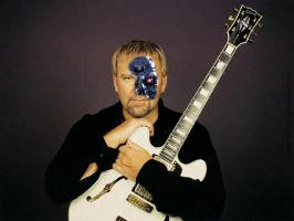 Lifeson Robot by alice-cooper-rocks