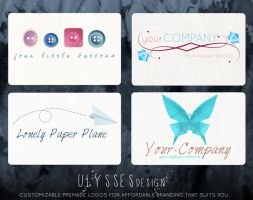 Premade logos 2 by Endless-Ness
