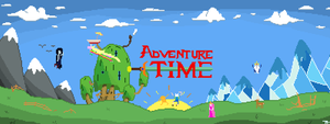 Adventure time pixel art by zemeah