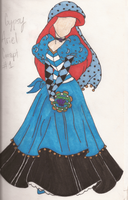 Gypsy Ariel Design by SetsunaMitzukai