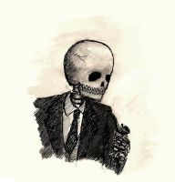 Mr. Bones by LookAliveZombie