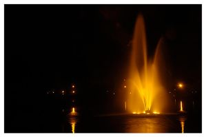 Fountain Yellow by jm10photo