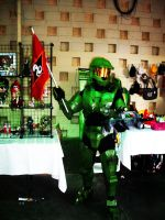 Capture the Flag Master Chief by Kakashi-Hokage
