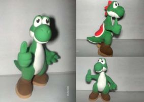 Yoshi by axelgnt