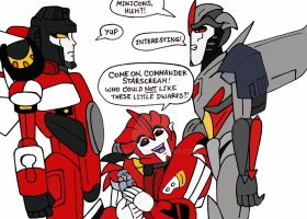 TF: Armada meets Prime by xero87