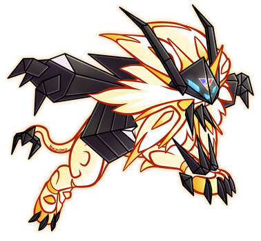 Ultra Solgaleo by PrinceofSpirits