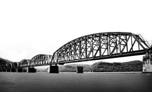 Hawkesbury Railway Bridge by la08